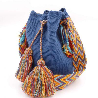 Ethnic and handmade Colombian bag