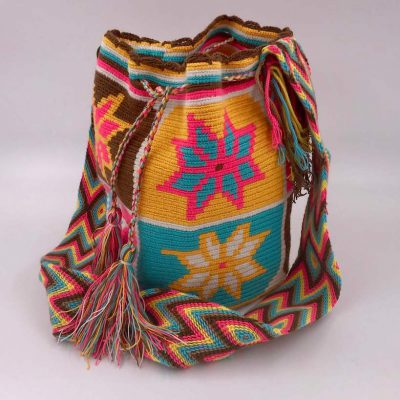 Colombian crochet bag